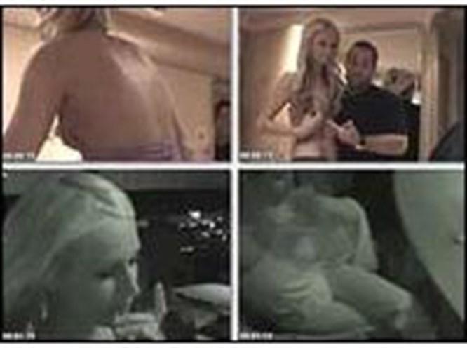 Paris Hilton'un yeni seks kasedi İnternet'te!